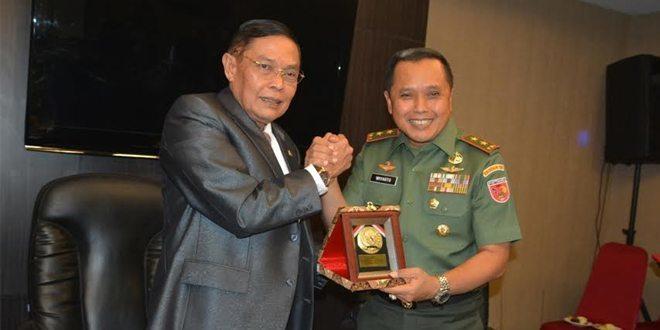 Komisi I DPR RI Bahas Kondisi Pertahanan Di Maluku Utara
