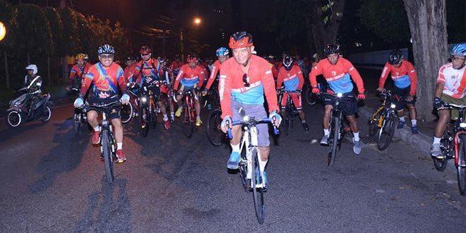 Fun Bike Kodam V/Brawijaya dan Gartap III/Surabaya