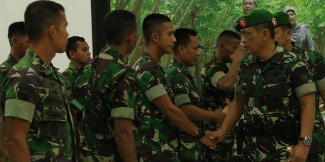 Pembengkalan Pelatih Ton Tangkas Batalyon Jajaran Kodam IM Tahun 2015