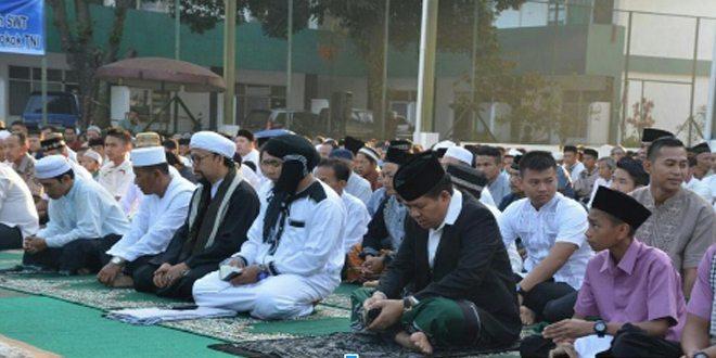 Idul Fitri Jadikan Momentum Kembali Ke Fitrah Manusia Sejati
