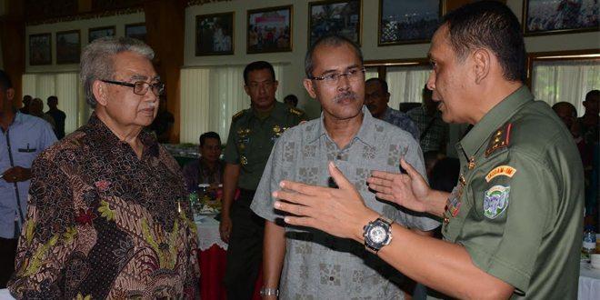 Pangdam Silahturahmmi Dengan Forum Umat Beragama Se-Provinsi Aceh