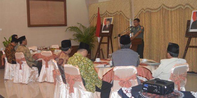 Silaturahmi Muspida Kabupaten Magelang Dengan Tokoh Agama, Pemuda Dan Masyaarakat