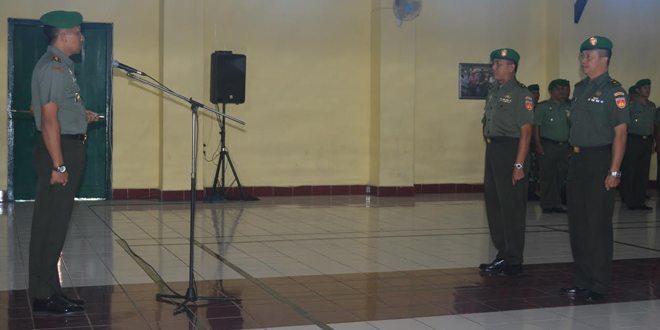 Mayor Inf Bambang Wahyudi, Kasdim 0705/Magelang