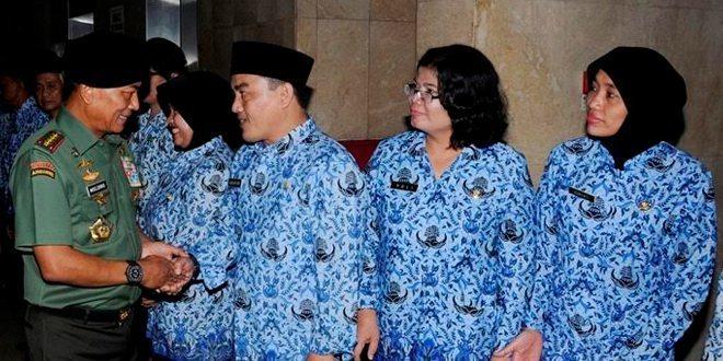 Panglima TNI : Tugas Pokok Pemimpin Ada Dua