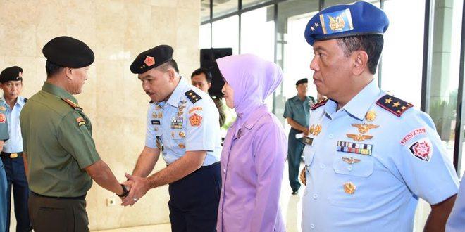 24 Pati TNI Naik Pangkat