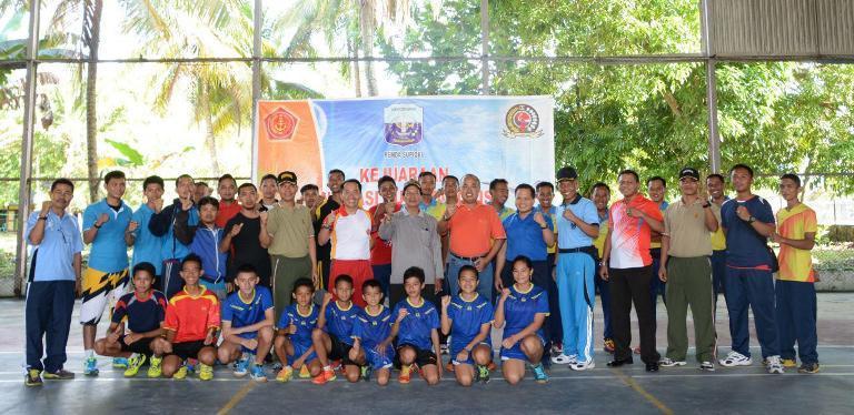 Tim PB Korem Meriahkan Kejuaraan Invitasi Pangkosek Cup Ke 1 Tahun 2015