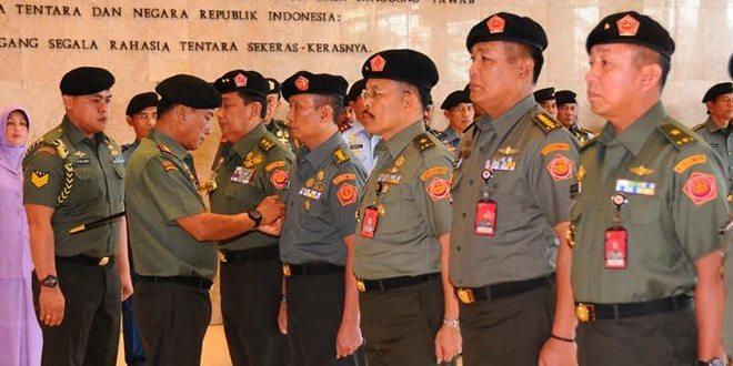 Panglima TNI Pimpin Sertijab Kasetum, Kapusjarah dan Kababek TNI
