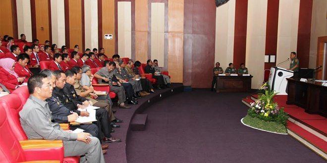 Panglima TNI Beri Kuliah Umum di Unhan