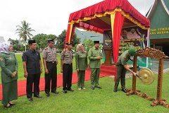 Bakti Sosial TNI-Kesehatan kembali dicanangkan