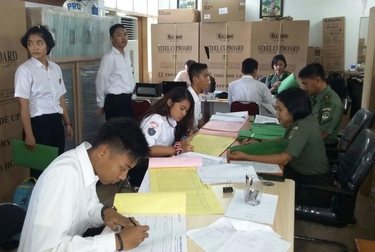 Ajendam Jaya Melaksanakan Seleksi Pembukaan Penerimaan Calon Bintara PK Umum dan Calon Bintara Unggulan