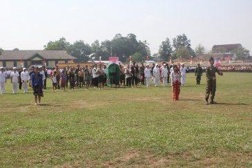 Drama Kolosal Perjuangan Jendral Besar Soedirman oleh Kodim 1205/Sintang