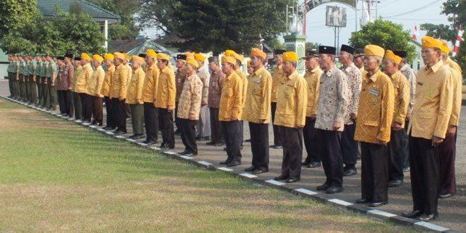 Peringatan HUT LVRI ke 58 Kabupaten Banyumas