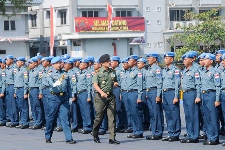 Satgas MTF TNI Konga XXVIII-H/Unifil Bertolak Ke Lebanon