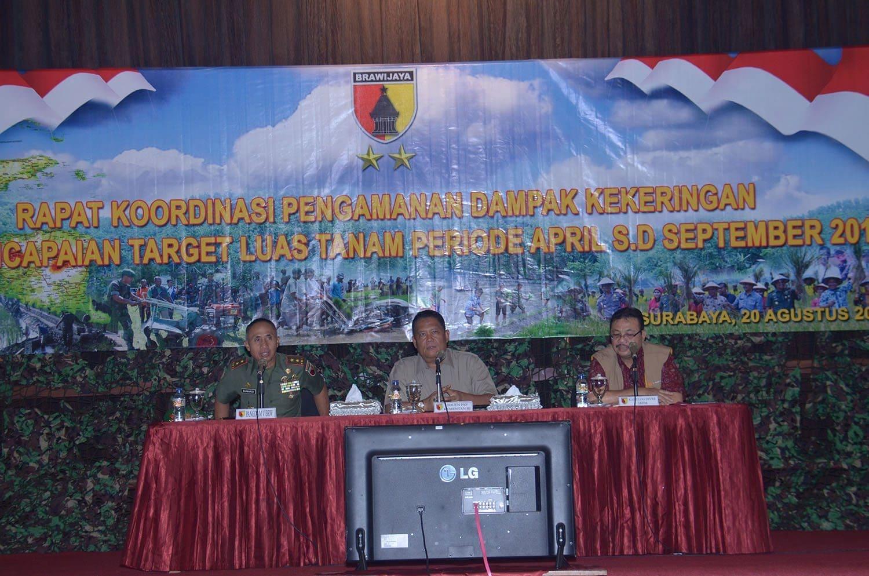 2. Rapat Koordinasi Mengatasi Dampak Kekeringan
