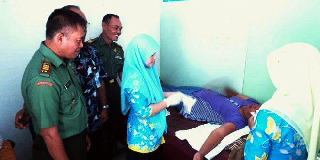 Pelaksanaan KB Kesehatan di Ngadirojo Wonogiri