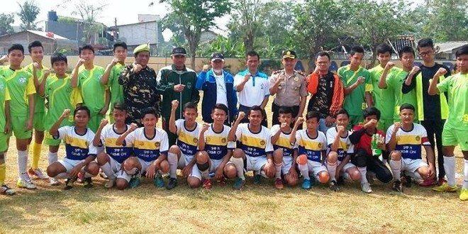 Korem 051/Wijayakarta Adakan Turnamen Sepakbola Antar Kodim