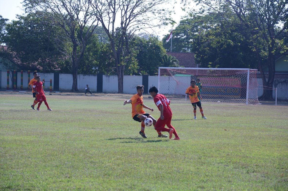 Penentuan Empat Besar Pangdam V/Brawijaya Cup 2015