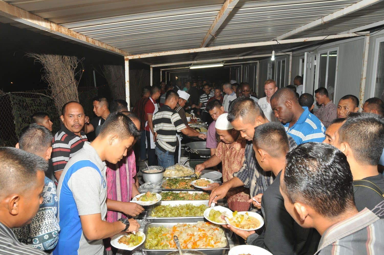Satgas FPC TNI Gelar Festival Masakan Khas Indonesia di Lebanon
