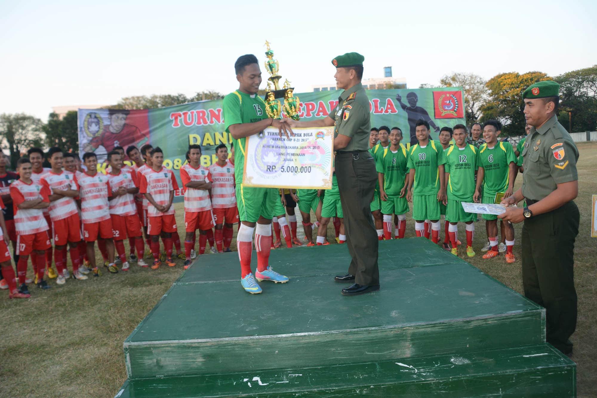 Final Danrem Cup 1