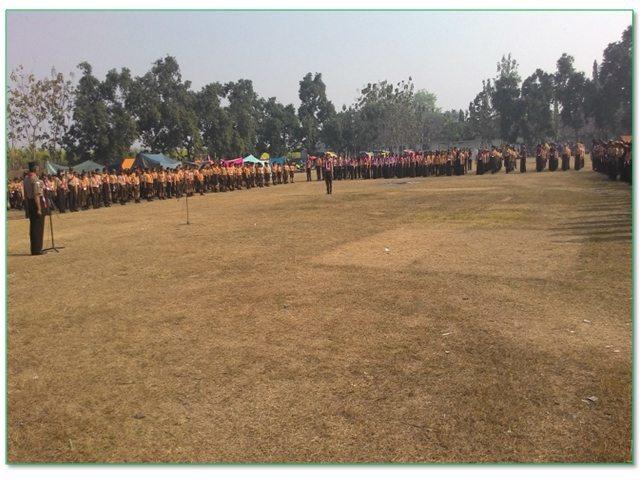Foto – 2 Pramuka Kec. Dlanggu Dim 0815