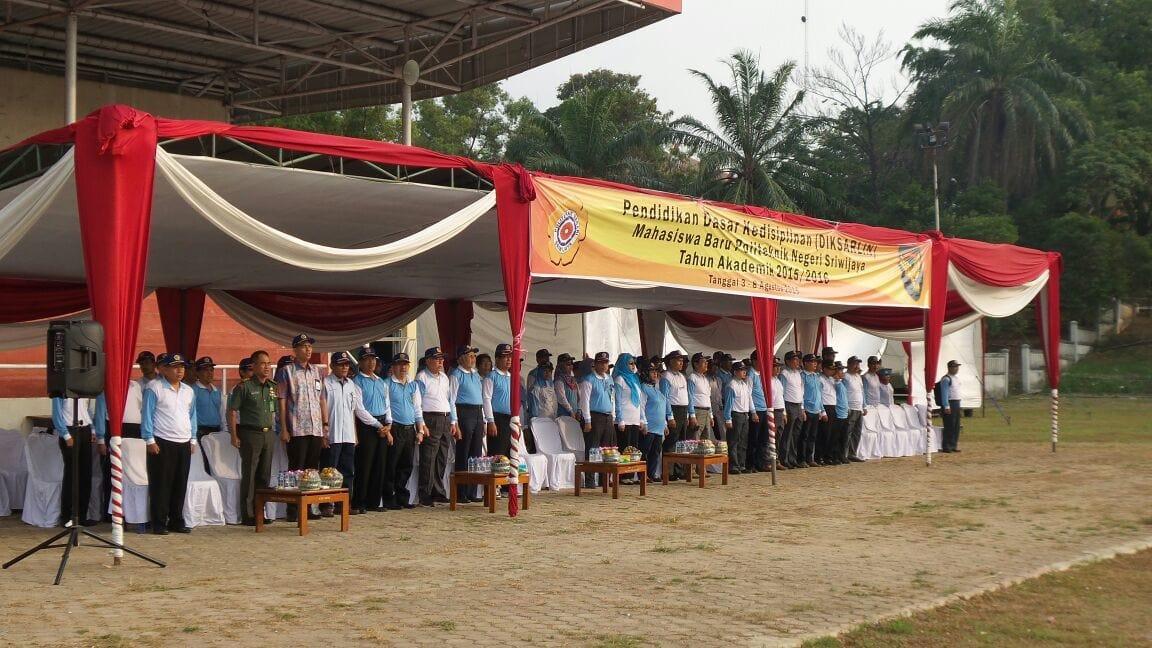 Kodam II/Swj Dan Politeknik Negeri Sriwijaya Gelar Diksarplin