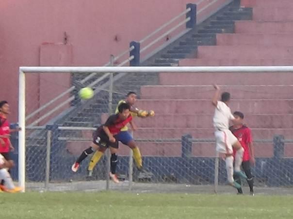 Turnamen Sepak Bola Danrem 082 Cup Dipenuhi Pesta Gol