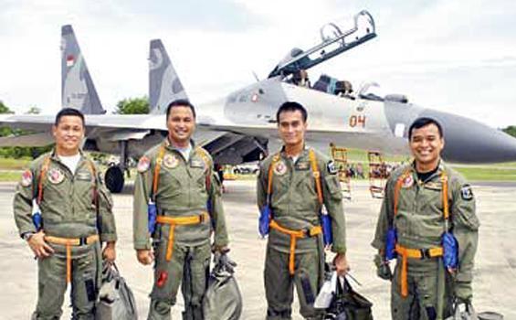 Penerimaan Perwira PSDP Penerbang TNI TA.2015