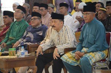 Pangdam XII/Tpr Hadiri Silaturahmi Ormas Islam dan Paguyuban Se-Kalbar