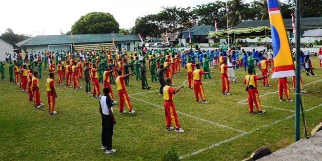 TNI Dan Polri Gelar Olahraga Bersama