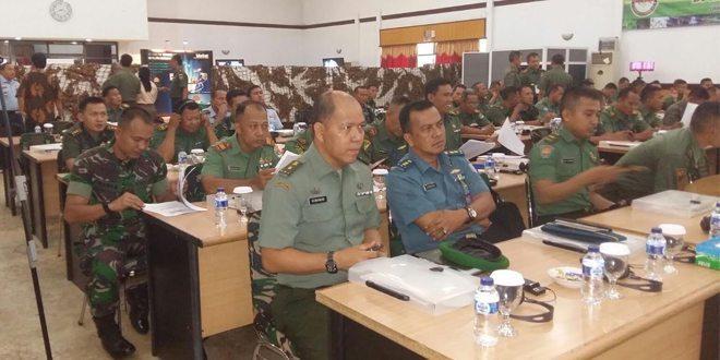 Seminar Cyber Defence Di Kodam Jaya