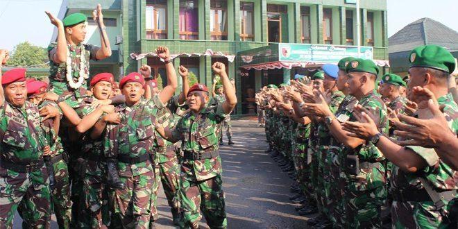 Pangdam V/Bawijaya Chek Kesiapan Korem 081/DSJ