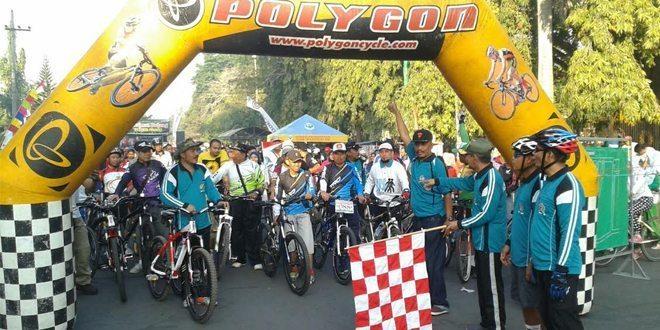 Syahfrizal Dapat Hadiah Sepeda Motor, Fun Bike Kodim Bangkalan