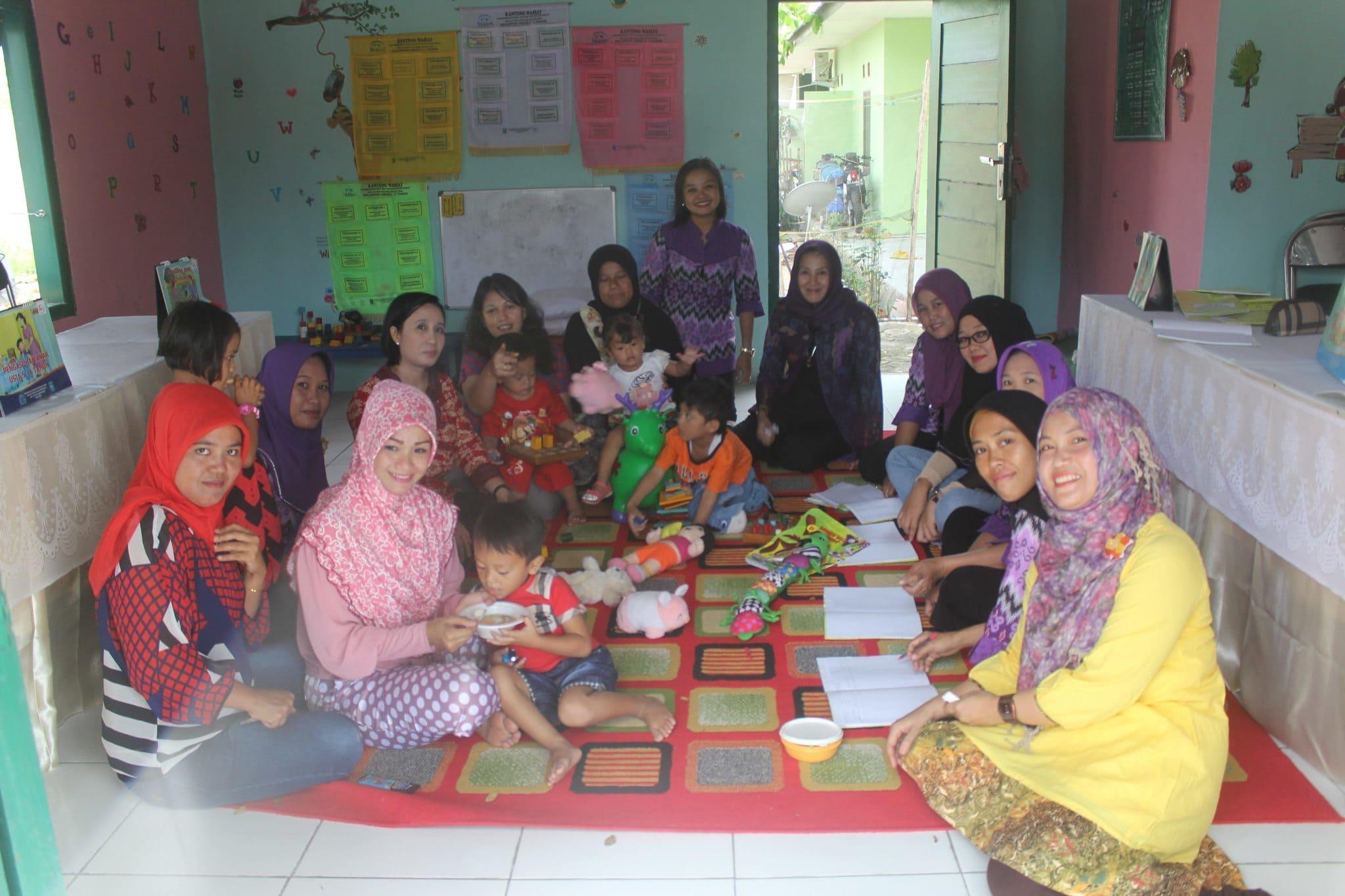 Posyandu Korem 045/Gaya Mendukung Kesehatan Keluarga
