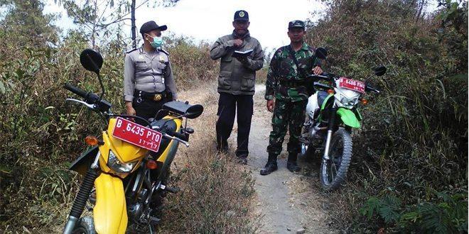 Patroli Gabungan Di Kawasan Taman Nasional Gunung Merapi (TNGM)