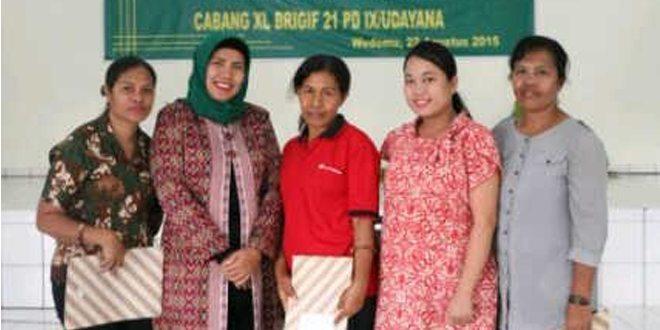 Pelatihan Pendidikan Anak Usia Dini Untuk Ibu-Ibu Persit Kck Oleh Dinas Ppo Dan Dinas Pendidikan Kab. Belu