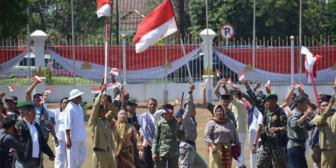 Sosio Drama Perang 5 Hari 5 Malam Di Kota Palembang