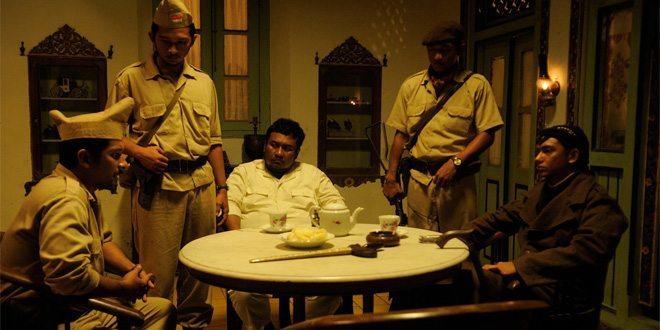 Cuplikan Film Jenderal Soedirman