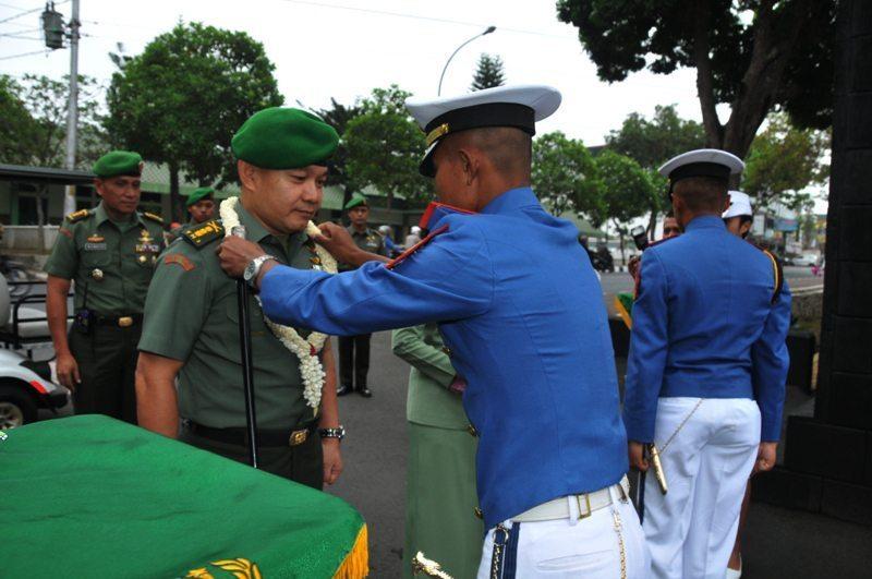 Kolonel Inf Dudung Abdurachman, S.E., M.M. Jabat Wagub Akmil