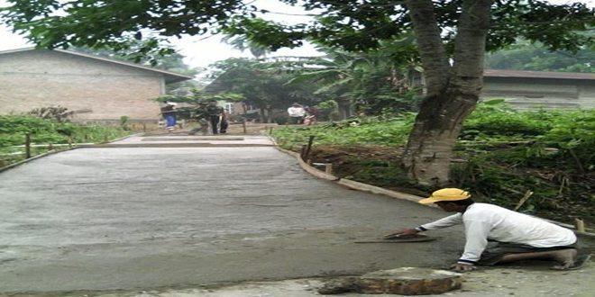 Pra TMMD Ke-95 di Wilayah Kodim 0301/Pekanbaru sudah mencapai 65 %