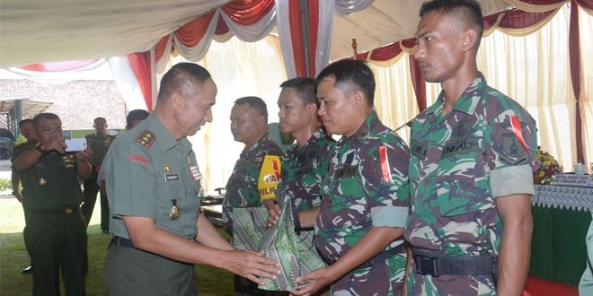 Kunjungan Kerja Pangdam V/Brawijaya dan Kapolda Jatim ke Wilayah Madura