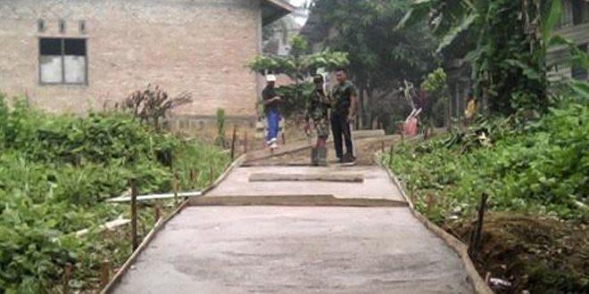 Perkembangan Pelaksanaan Pra TMMD Ke-95 di Wilayah Kodim 0301/Pekanbaru