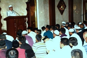 Warga Kodiklat TNI AD Peringati Hari Raya Idul Adha 1436 H