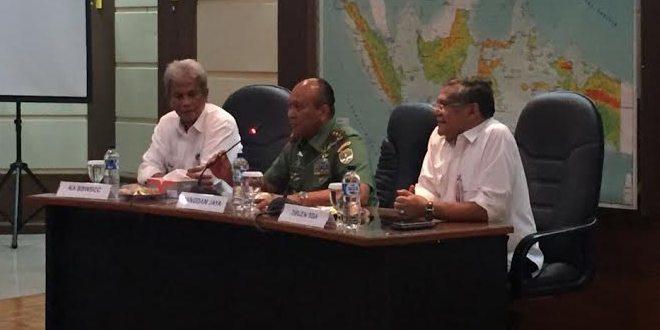 Kodam Jaya Bersama BBWSCC Bersepakat Untuk Serbu Ciliwung
