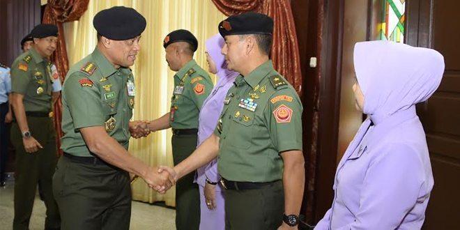Jabatan Kapuspen TNI Diserahterimakan