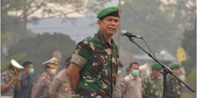 Korem 042/Gapu Bersama Polda Siap Terima Kunjungan Presiden RI