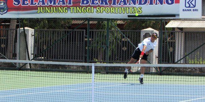 Tenis Piala Dandim 0712/Tegal Siap Digelar