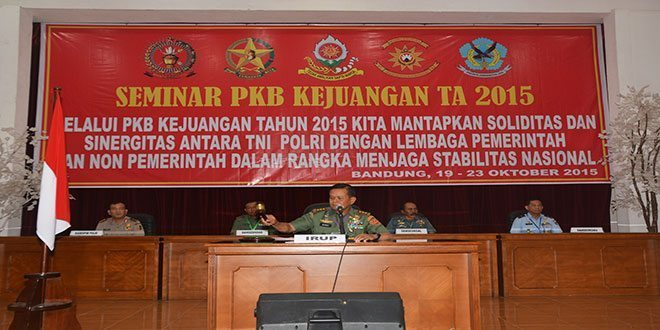 Seminar PKB Kejuangan dan POR PKB Kejuangan