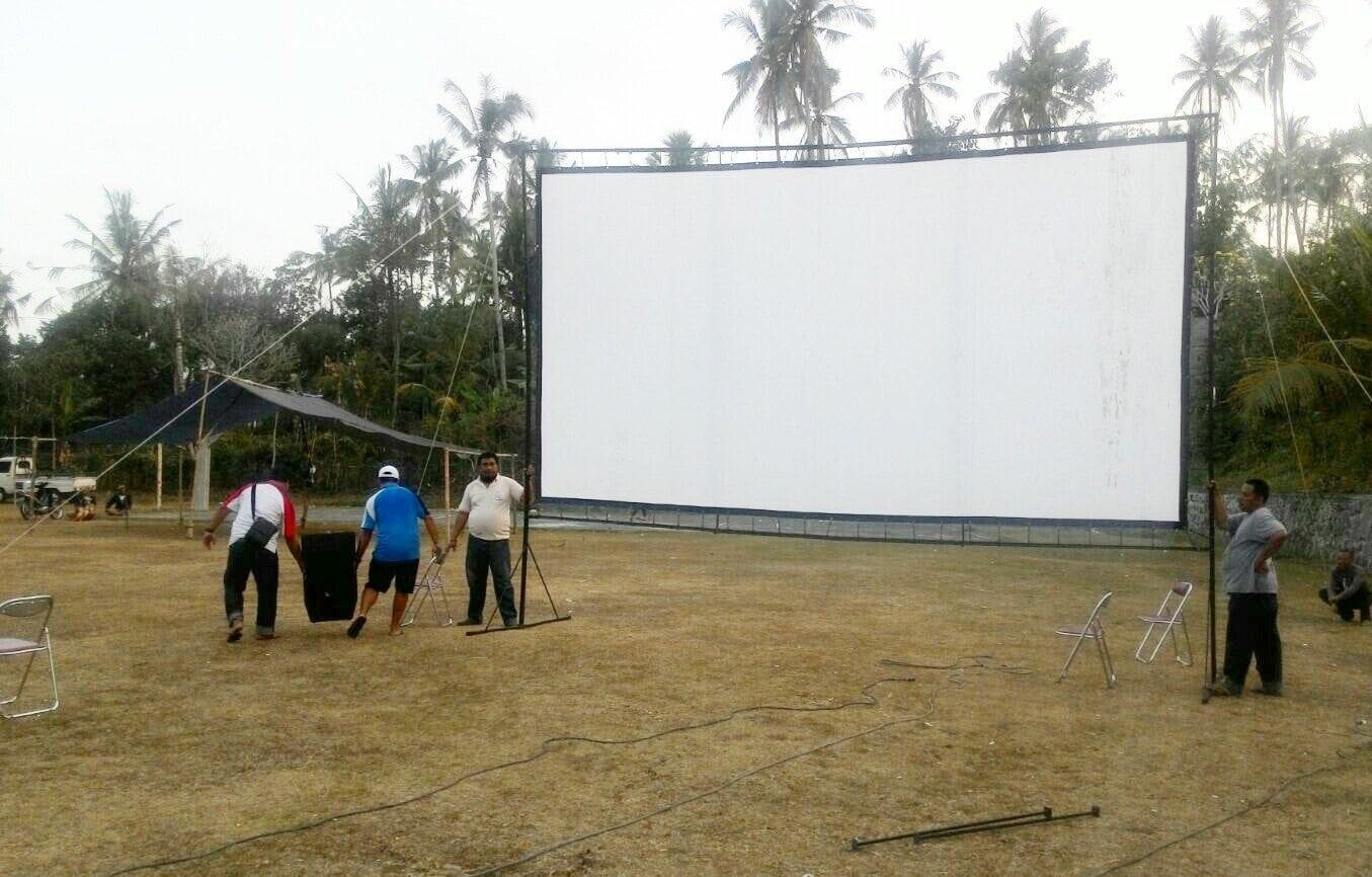 Kodim 1619/Tabanan Siapkan 15 Judul Film di TMMD, Hari Ini Tayang Perdana
