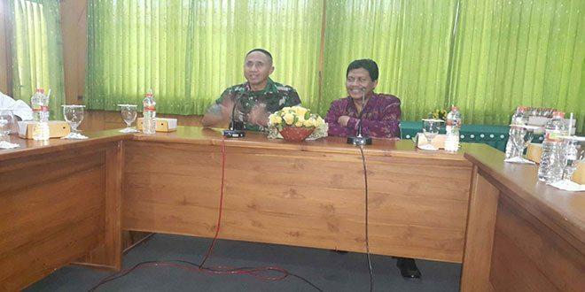 Pangdam V/Brw Terima Audensi UIN Malang