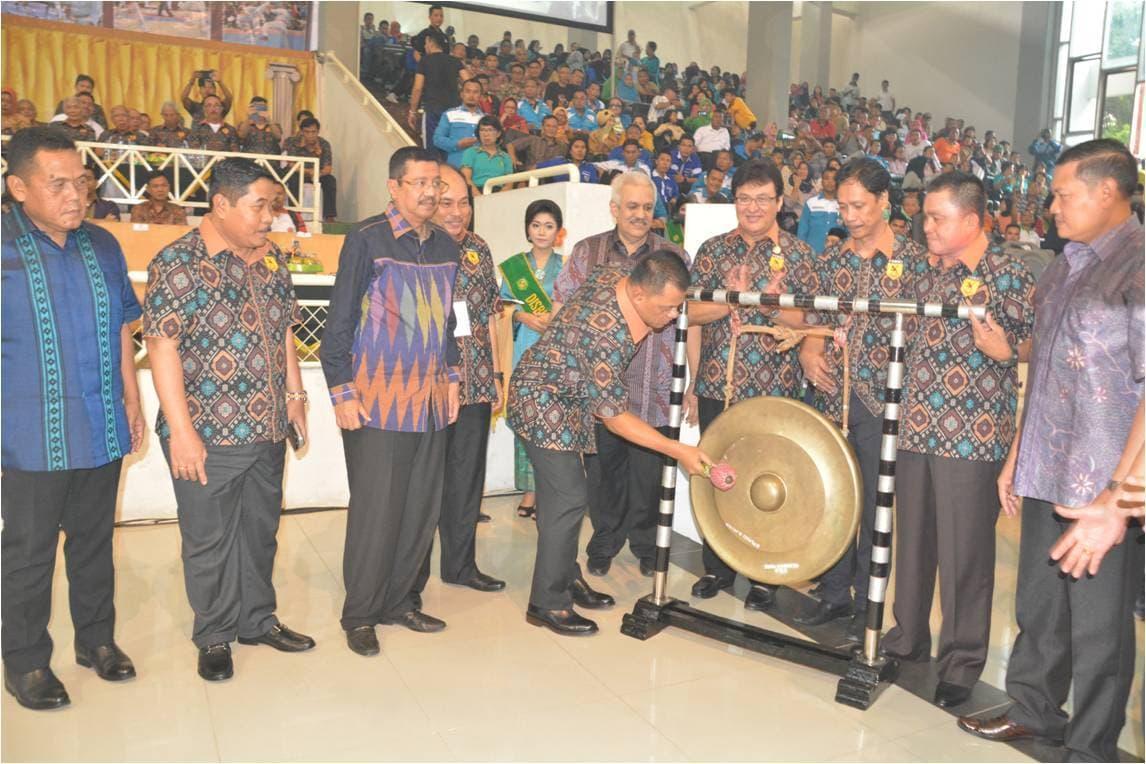 4.970 Peserta Ikuti Kejurnas Karate di Medan